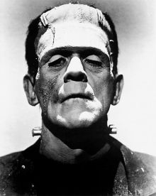 Frankenstein's Monster - Boris Karloff (wikipedia)